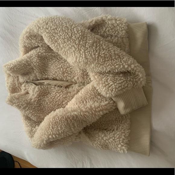 Zara Jackets & Blazers - Zara fleece jacket